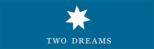 Two Dreams mobile logo
